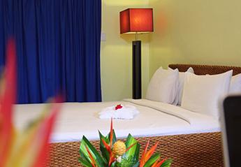 アロタウインターナショナルホテルお部屋