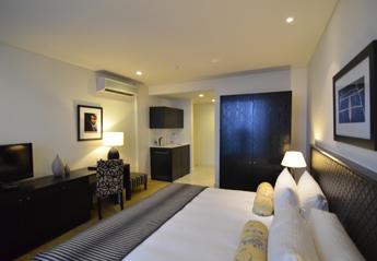 グランドパプアホテルお部屋