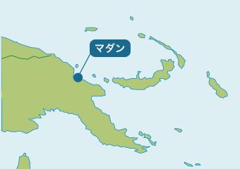 マダン地図
