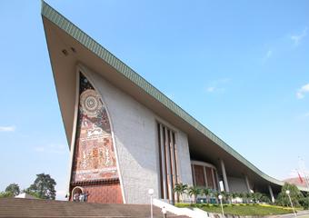 パプアニューギニアの国会議事堂