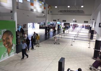 空港からの移動も信頼できるサービスを