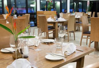ハイランダーホテルレストラン