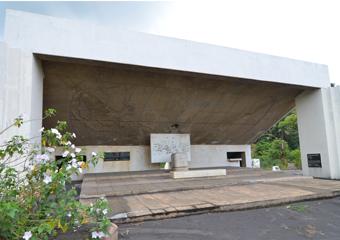 ラバウル南太平洋戦没者慰霊の碑